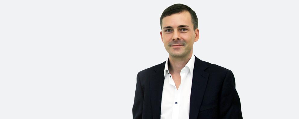 Marcus Heinold, Kundenberater bei der Rittweger und Team Werbeagentur Erfurt