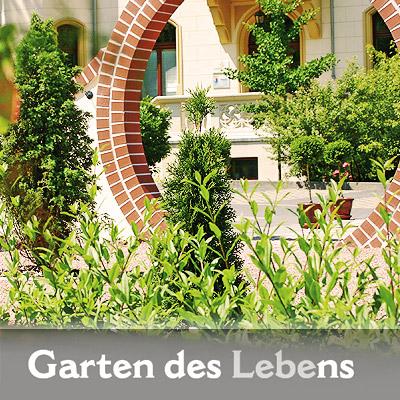 """Konzeptentwicklung und Visualisierung """"Garten des Lebens"""" für die Klinik im LEBEN"""