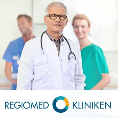 Logo- und Design-Relaunch für den Gesundheitsverbund REGIOMED Kliniken in Thüringen & Bayern