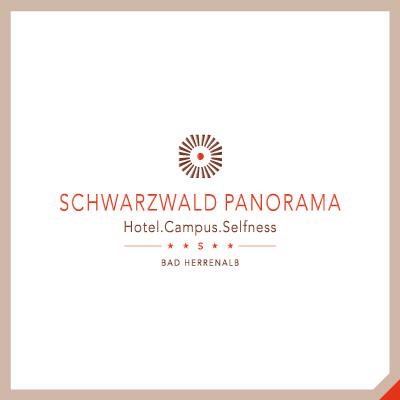 Namens-, Design- und Markenentwicklung Hotel SCHWARZWALD PANORAMA
