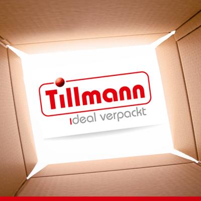 Konzept, Design und SEO-Strategie für den Webauftritt der Tillmann Verpackungen Schmalkalden GmbH