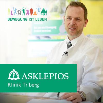 """Erklärvideo zum Therapiekonzept """"Bewegung nach Krebs"""" der Asklepios Klinik Triberg"""