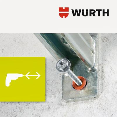 Cradle to Cradle® Konzept für die Adolf Würth GmbH & Co. KG und Coaching des C2C-Zertifizierungsprozesses