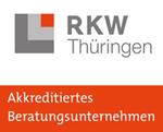 Logo RKW Thüringen Akkreditiertes Beratungsunternehmen