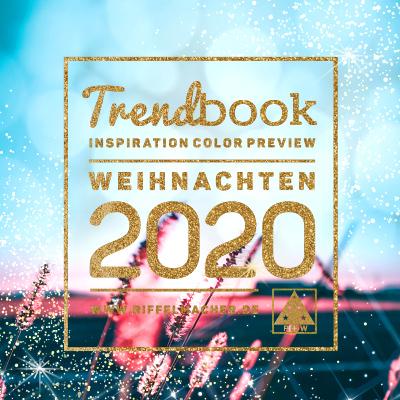 B2B Trendsetting-Kampagne für das Weihnachtsgeschäft 2020, Riffelmacher & Weinberger Christbaumschmuck-Fabrik