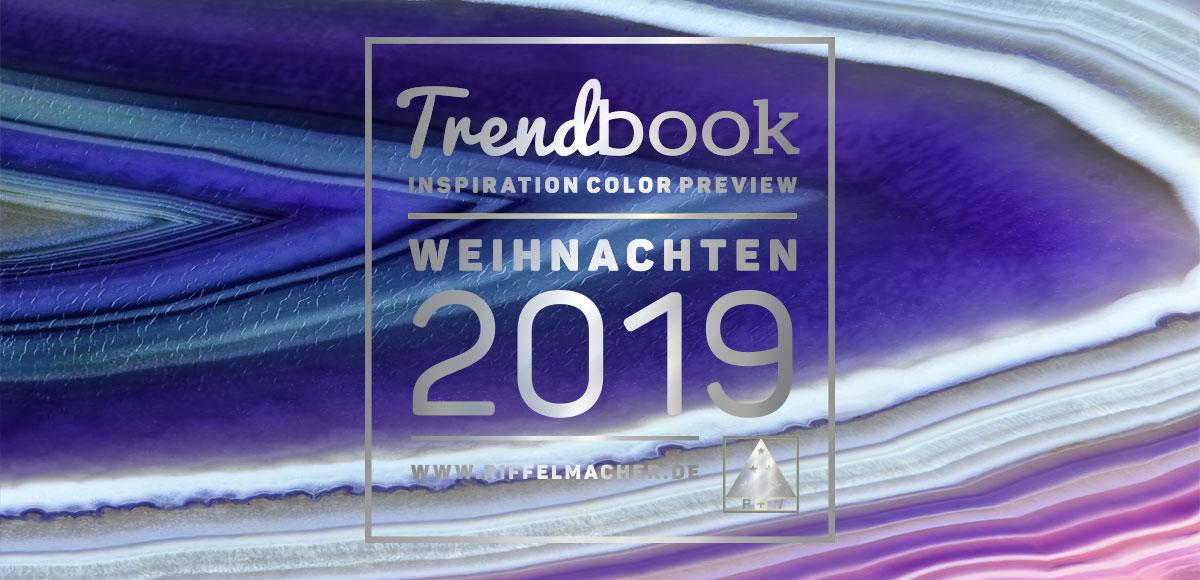 Trendbook Weihnachten 2019 Riffelmacher & Weinberger