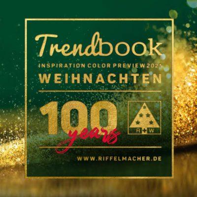 B2B Trendsetting-Kampagne für das Weihnachtsgeschäft 2021, Riffelmacher & Weinberger Christbaumschmuck-Fabrik