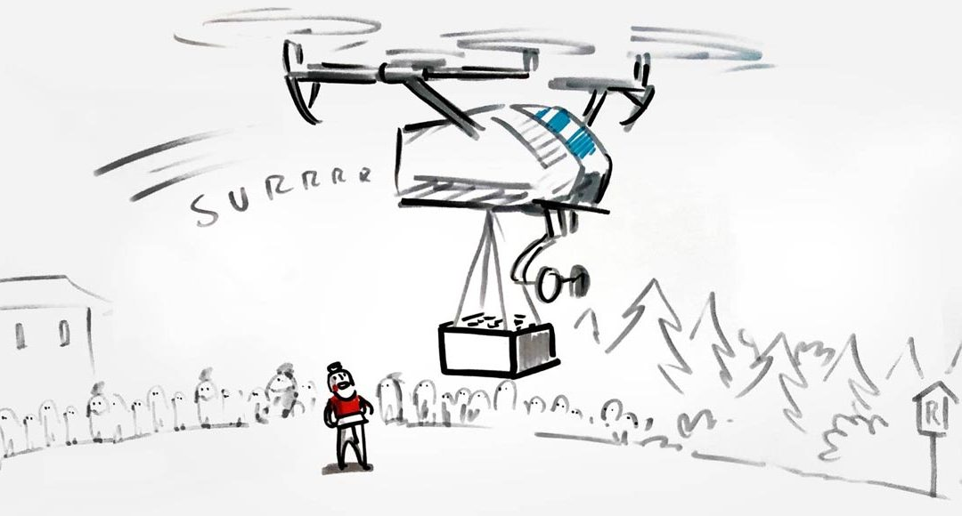 DRONE INNOVATION CHALLENGE