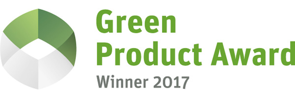 Logo Green Product Award Winner 2017