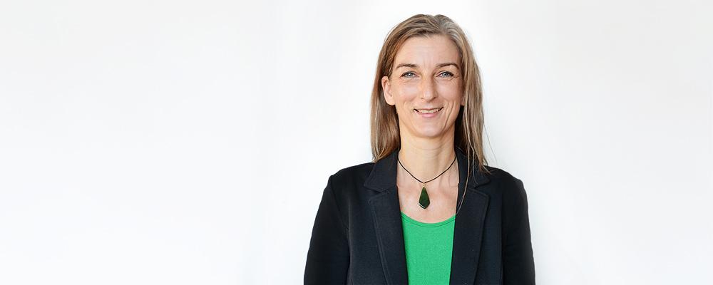 Jeannine Sonnefeld Diplom-Betriebswirtin bei der Rittweger und Team Werbeagentur Suhl
