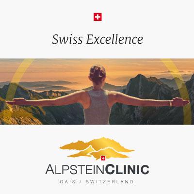 Globales Vermarktungsmodell für Gesundheitsleistungen, Alpstein Clinic in Gais/Schweiz