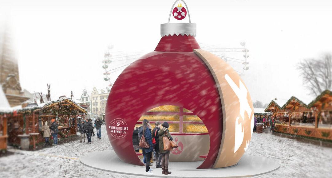"""""""Weihnachtsland am Rennsteig"""" – Aufbau einer neuen Weihnachtsdestination bis 2023"""
