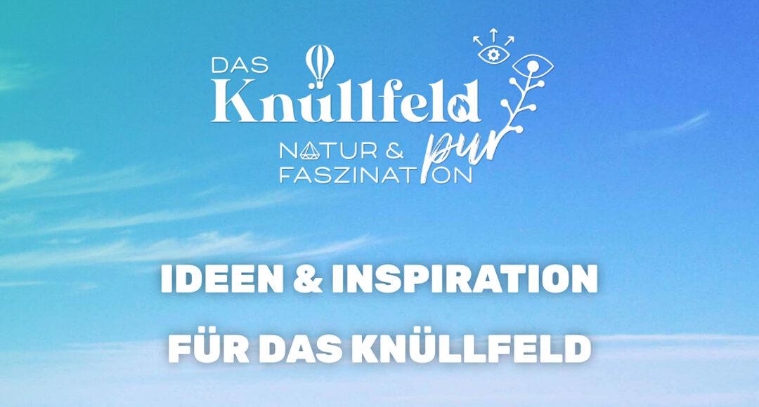 Konzeptstudie zur touristischen Gebietsentwicklung für das Knüllfeld in Steinbach-Hallenberg / Thüringen