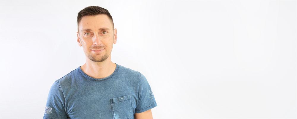 Marcus Licher, Designer und Cradle-to-Cradle Consultant bei der Rittweger und Team Werbeagentur Erfurt