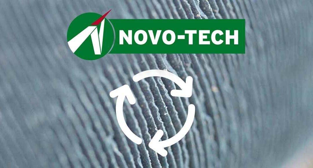 CO2-Bilanzierung für innovatives Förderprojekt von NOVO-TECH Circular